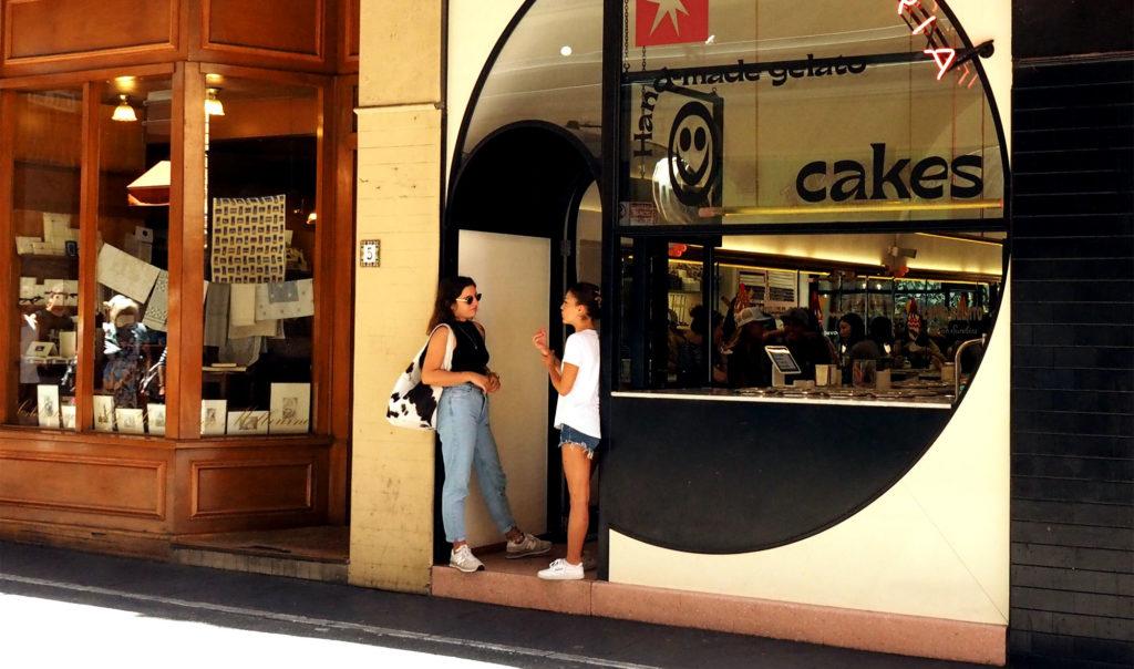 Pidapipó, Melbourne CBD