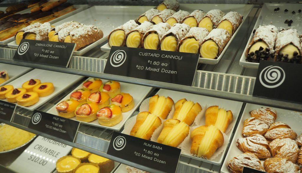 Cakes at Dolcetti Espresso Bar